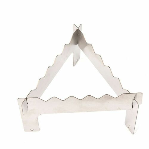 Bracket For Gas Stove Alcohol Burner Split Stand Frame Outdoor Camping Tools New
