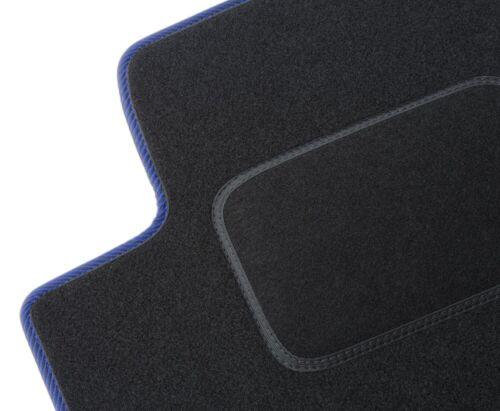 S1D00000 Autoteppiche Automatten Velours Fussmatten AUDI A2 2000-2005