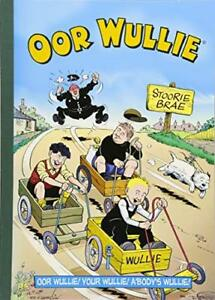 Oor Wullie Annual 2019 (Annuals 2019) by DC Thompson New Paperback Book 9781845356781
