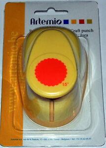 Motivstanzer-Motivlocher-Punch-Kreis-Scallop-38-mm-Stanzer-Locher-1-5-034-VIHCP911