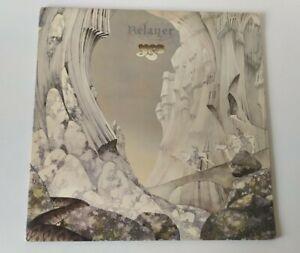 VINYL LP album YES: RELAYER GATEFOLD K50096 1974 a1/b1 vg+/vg w/inner prog