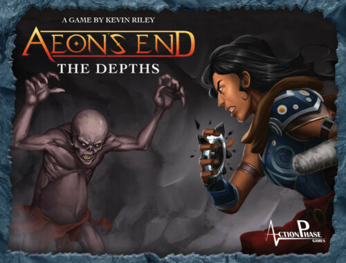 Aeons End 2nd Edition Board Game The Depths Expansion