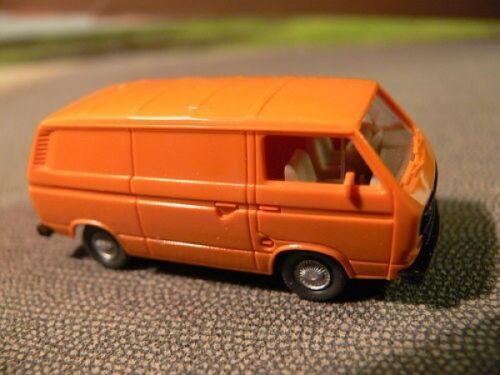 1//87 Wiking VW T3 Kasten orange 290//4 A