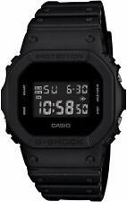 Casio G-Shock DW-5600BB-1 Black Resin Digital Mens Watch