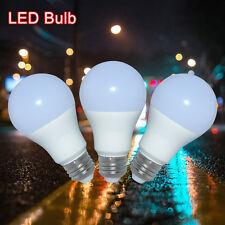 5pcs LED E27 Energy Saving White A60 Light Bulb SMD Lamp 9W Lamp 110V-240V