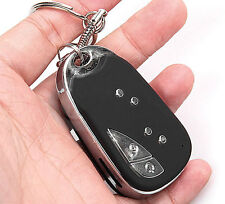New Mini HD Spy Camera Hidden Car Key Chain DVR Cam Video Recorder 720*480 909
