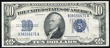 Fr. 1705 1934-D $10 Ten Dollars Silver Certificate Gem Uncirculated