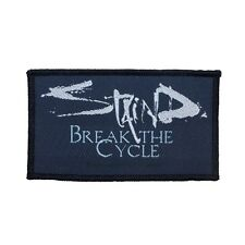 """Staind: Break The Cycle"" Grunge Metal Album Merchandise Sew On Applique Patch"