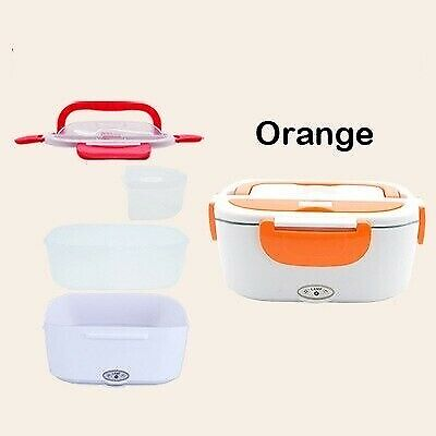 220 110V 12V Electric Lunch Box Warmer For Car Home Portable Food Heating Cooker