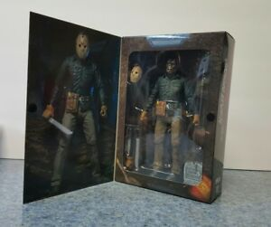 """7"""" Scale Action Figure NECA Friday the 13th Ultimate Part 6 Jason Voorhees"""