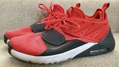 Nike Air Max Trainer 1 Mens Sz 11.5 Red/Black/White Preowned | eBay