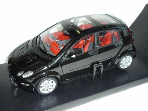 Smart Forfour For Four For4 4 Schwarz 1//18 Kyosho Modellauto Modell Auto SondeRa