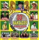 30 Bandazos Caliente Audio CD