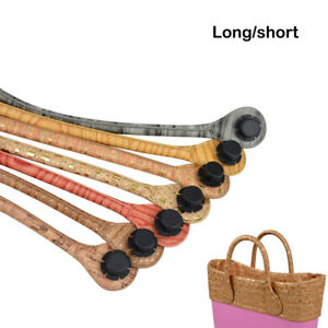 Manico-in-legno-con-motivo-a-grana-per-borsa-a-spalla-donna-Obag-O-Bag