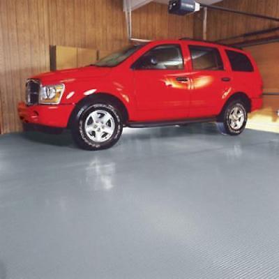 GARAGE CAR MAT 5/' X 10/' VINYL  RED NEW FROM RACERDIRECT.NET
