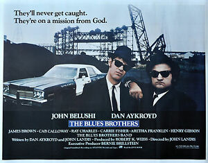 14 24x36 Blues Brothers Movie Classic Movie Film Poster C300