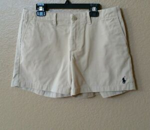 Polo Ralph Lauren Kahki Shorts Size 4