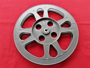 1-NEW-16mm-800-039-EMPTY-PLASTIC-REEL-GRAY