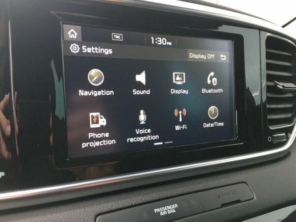 Kia Sportage 1,6 CRDi MHEV Comfort Edition DCT billede 14