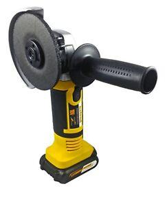 Flex smerigliatrice angolare a batteria professionale for Smerigliatrice a batteria parkside