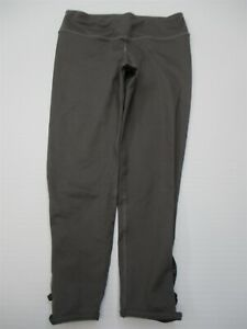 JOY-LAB-Pants-Women-039-s-Size-S-Active-Workout-Running-Yoga-Gray-Ankle