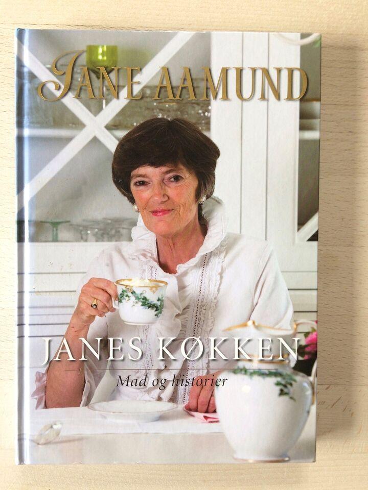 Janes køkken - mad og historier, Jane Aamund, emne: mad og