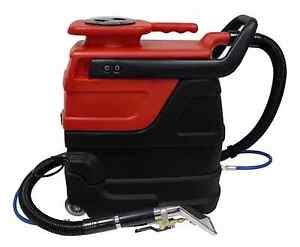 Sandia Car Hot Water Carpet Extractor W Heat 50 7000 Spot 3 Gallon