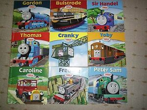 26-ASSORTED-THOMAS-amp-FRIENDS-BOOKS-BUNDEL