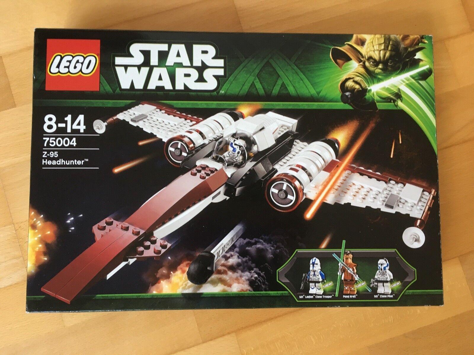 Lego Star Wars 75004 Z-95 Headhunter - ohne Figuren - neuwertig