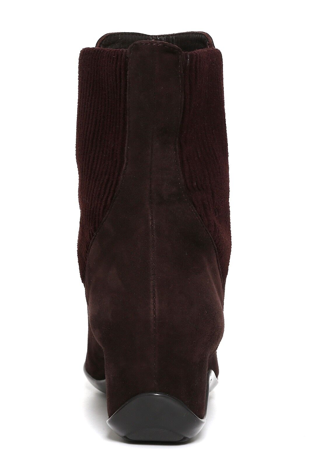 Aquatalia By Marvin Marvin Marvin K. Versus Suede Wedge Ankle Boot Brown Women Sz 8 5192  2c78f5