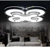 LED Deckenleuchte 2031N Kleeblatt Design Lichtfarbe/ Helligkeit einstellbar A+