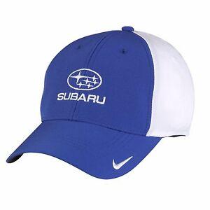 36725573e084a Genuine Subaru Nike Golf Cap Hat Impreza STI WRX Forester Outback ...
