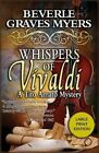 Whispers of Vivaldi: A Tito Amato Mystery by Beverle Graves Myers (Paperback, 2014)