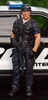 77468 American Diorama  Swat Team Polizei SEK Chief  1:24
