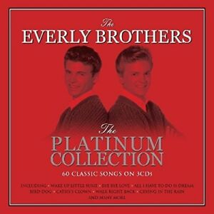 The-Everly-Brothers-Platinum-Collection-New-CD-UK-Import