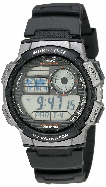 bbf21bfaac9 Casio AE1000W-1B Wrist Watch for Men for sale online
