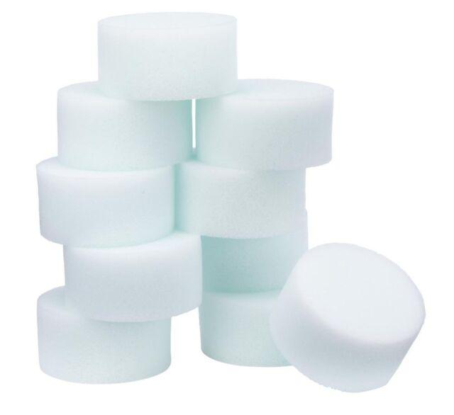 Snazaroo Face Paint High Density Sponge - 10 Pack