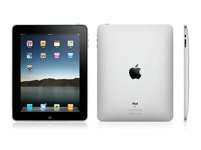 Apple iPad 1st Generation 64GB, Wi-Fi + 3G (Unlocked), 9.7in - Black, CHEAP!