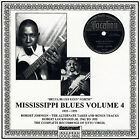 Mississippi Blues, Vol. 4 [Remaster] by Robert Johnson (CD, Oct-2007, Document (USA))