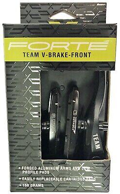 Front 50-8533-BLK-FT Forte Team V-Brake Black