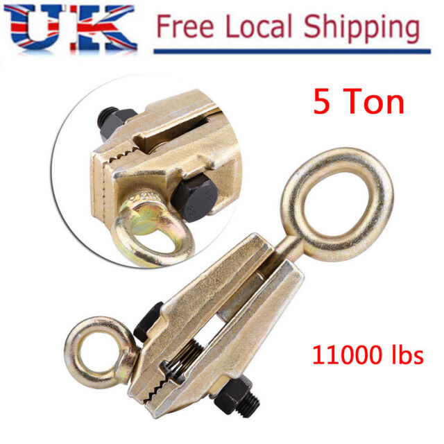 Hand Tools Beautiful Auto Body Repair Pull Clamp J 5 Ton Self-tightening Grips 3 Way Frame Back Buy One Get One Free