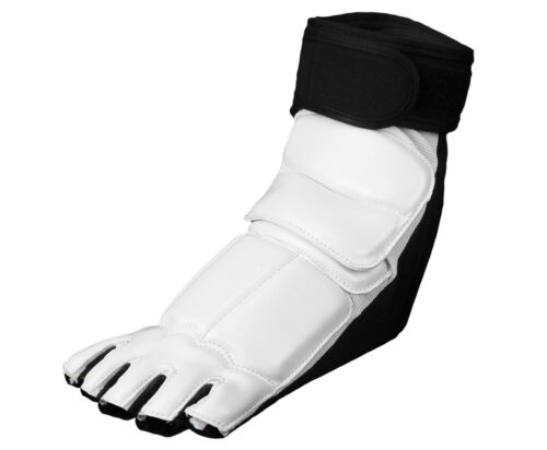 NEW TKD Karate Martial Arts FOOT Protector Guard Sparring Training Gear