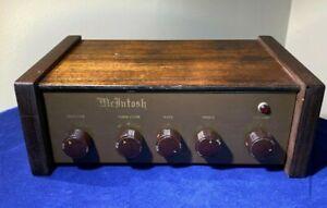 McIntosh-c-104-Vintage-Vorverstaerker-fuer-20w-2-50w-2