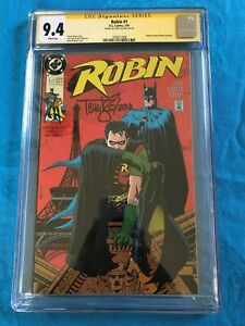 Robin-1-1991-DC-CGC-SS-9-4-NM-Signed-by-Tom-Lyle
