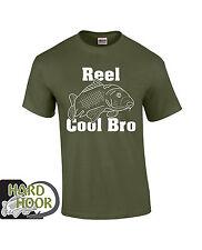 Prologic Road Sign T-Shirt Sage Green Short Sleeves Carp Fishing T Shirt