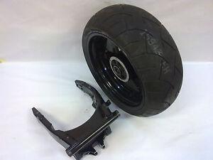 Yamaha Raider Wheel Widening