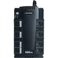 Cyber Power SX650G 650VA / 375W PC Battery Backup