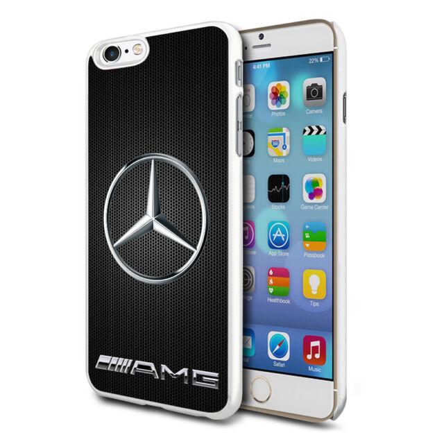 Mercedes Benz AMG Logo Voitures de Sport COQUE Rigide pour Différents Portables