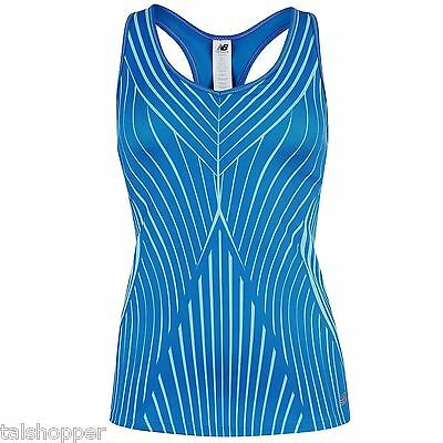 NEW BALANCE Get Back Racerback Yoga Activewear Running Top XL NWT Dry Wicking
