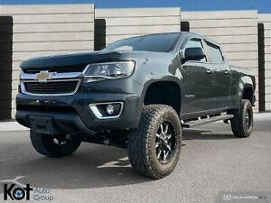 2018 Chevrolet Colorado 4WD LIFT KIT! AFTERMARKET RIMS AND TIRES!